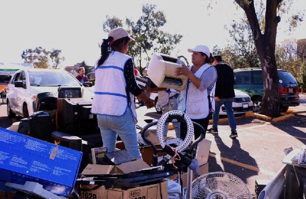 Alberga IPN tercera jornada del Reciclatrón