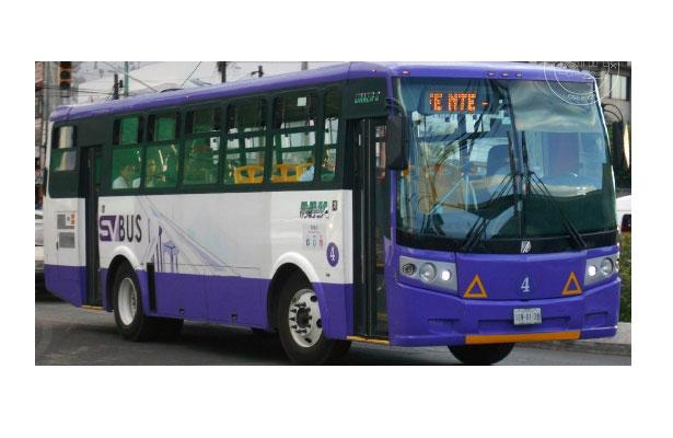 Pierde transporte concesionado 50% de ingresos por cambio de SVBUS