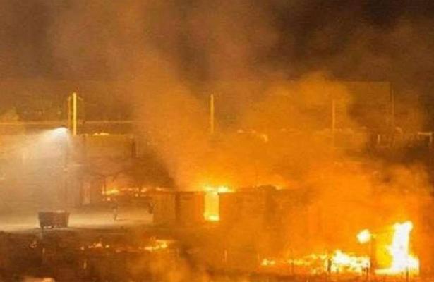 Al menos cinco muertos deja explosión en una fábrica de China