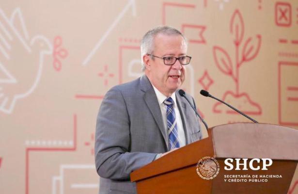 Meta del plan nacional de desarrollo es lograr la transformación de la vida pública del país: Carlos Urzúa