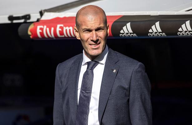 Zinedine Zidane toma el mando del Real Madrid