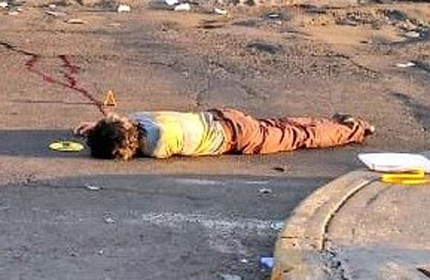 Abuelito muere arrollado por transporte público en Iztapalapa