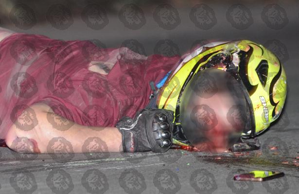 Pierde la vida motociclista en Xochimilco