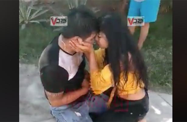 Nuevo video da un giro a la historia de la mujer que acuchilló a su pareja en motel de Iguala