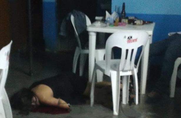 Dos ejecutados y una mujer lesionada fueron el saldo de un ajuste de cuentas en Oaxaca