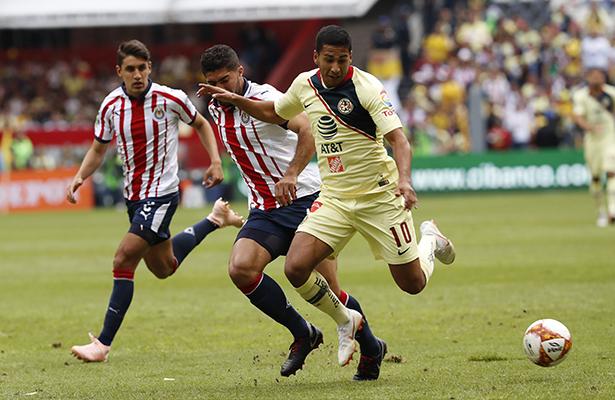 América y Chivas, orgullo en juego
