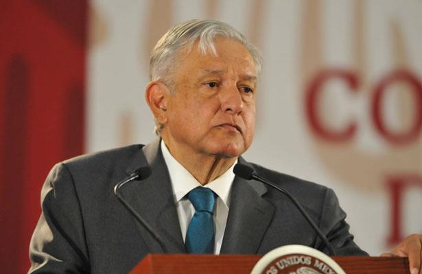 Celebra AMLO aval a eliminación del fuero constitucional