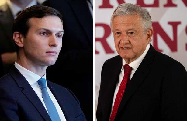 Andrés Manuel López Obrador se reunió con Jared Kushner