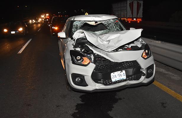 Son más muertes por accidentes de tránsito que por enfrentamientos entre narcotraficantes: Ariel Hidalgo
