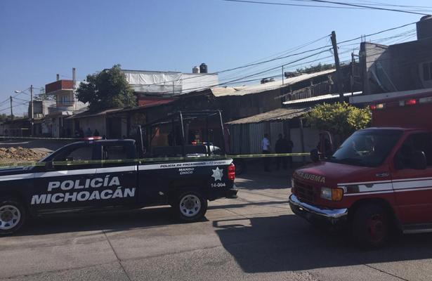 Asesinan a expolicía mientras hacía ejercicio en Uruapan, Michoacán