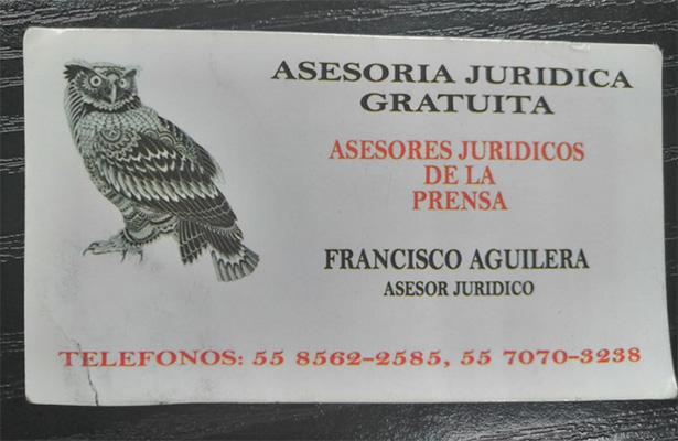 Surge falso gestor de La Prensa