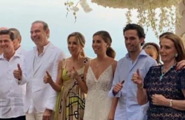 Otra vez… Captan a EPN con Tanía Ruiz en Acapulco