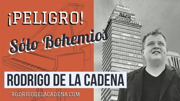 """¡Peligro! Solo bohemios… / Mariano Rivera Conde: El precursor del """"olfato"""" musical"""