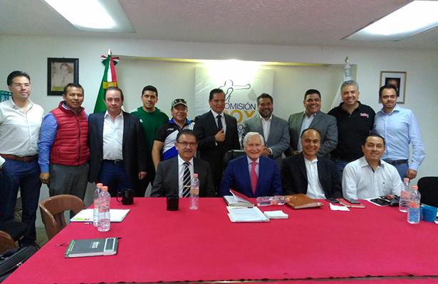 Histórica reunión de ComBox CDMX, IPN Y UNAM
