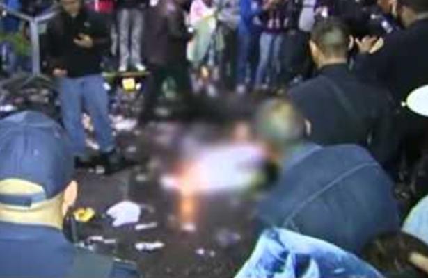 Desatan violenta balacera durante ceremonia religiosa en Oaxaca