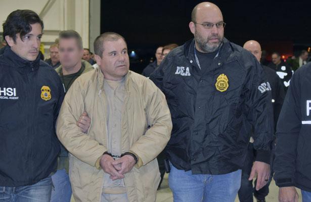 El Chapo Guzmán busca un nuevo juicio en E.U
