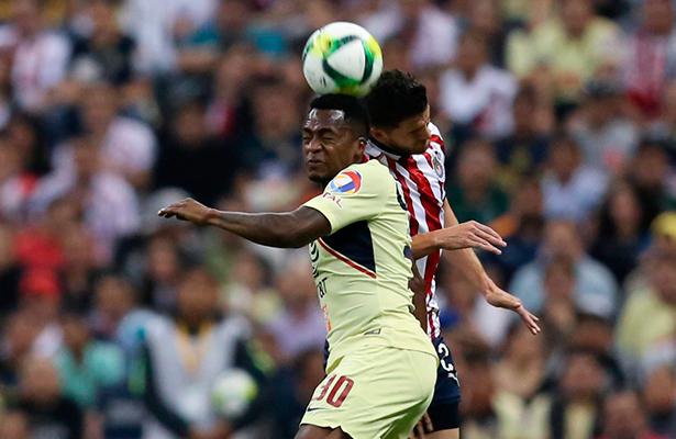 El Rebaño quedó eliminado de la copa MX, al perder ante América 2-0