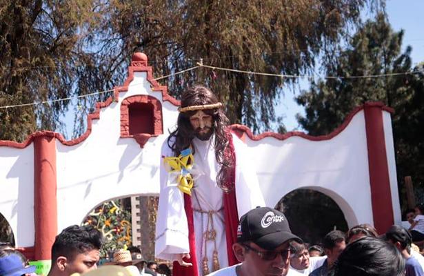 Se lleva a cabo en la alcaldía Cuajimalpa el tradicional carnaval 2019