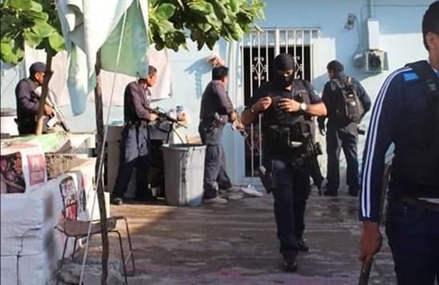 Policía detiene a presunto homicida en Tehuantepec, Oaxaca