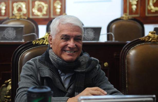 Fallece el diputado y periodista Virgilio Caballero