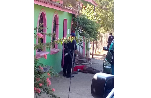 Ejecuciones no paran en Oaxaca, hoy atacan a dos en Tehuantepec