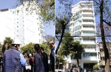 Entrega Sheinbaum edificio reconstruido tras sismo del 19S