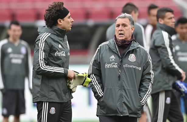 Gerardo Martino será justo con jugadores