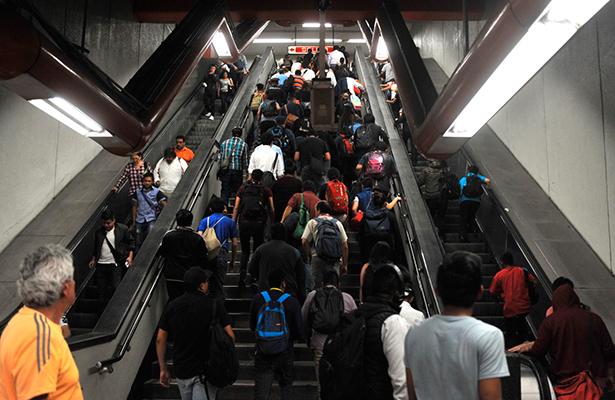 Termina mañana una parte de trabajos en Línea 7 del Metro