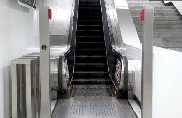 Escaleras de subida operarán con normalidad el vienes: Metro