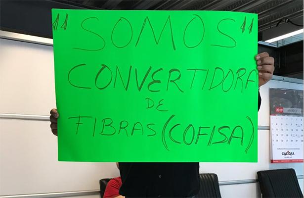 Emplazan a huelga a convertidora de fibras por flagrantes violaciones a derechos laborales