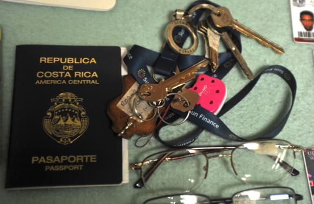Fotoreportaje / ¡Mi pasaporte!…