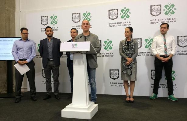 Crea Gobierno de la CDMX laboratorio anticorrupción