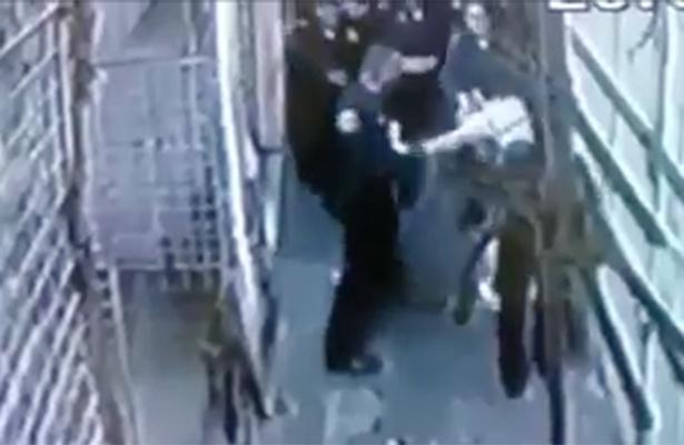SSC Investiga un posible acto de abuso policial