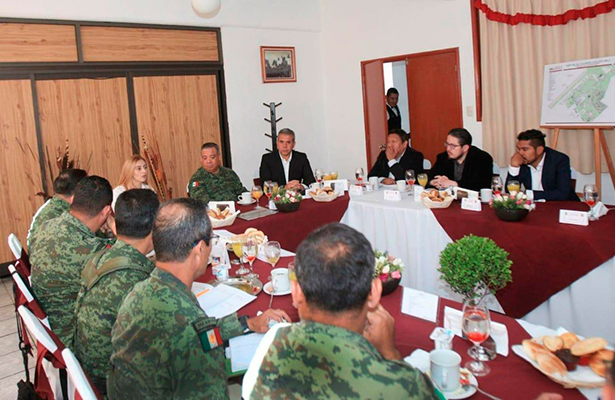 Anuncian llegada de la Guardia Nacional al municipio de Ecatepec