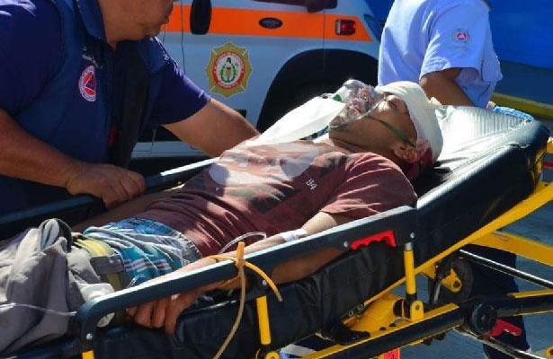 Muere hombre que se disparó por accidente en la cabeza