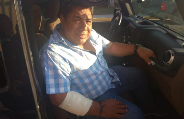 Atentan contra reportero en Salina Cruz, Oaxaca; está fuera de peligro