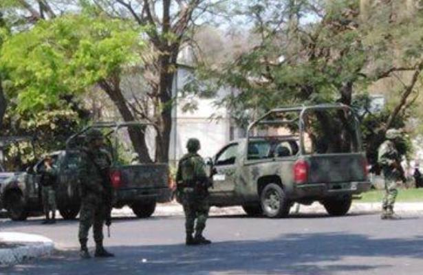 Desatan violenta balacera durante procesión religiosa en Huatulco