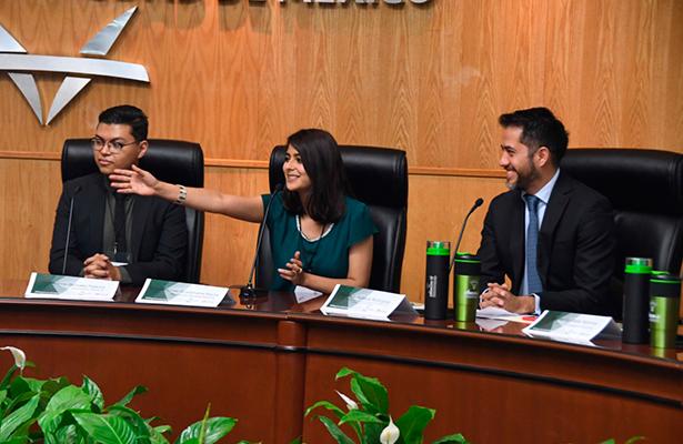 Inaugura IECM tercera edición de Debate Juvenil
