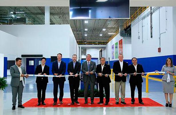 Abre planta de manufactura en Mexicali que dará 3 mil empleos