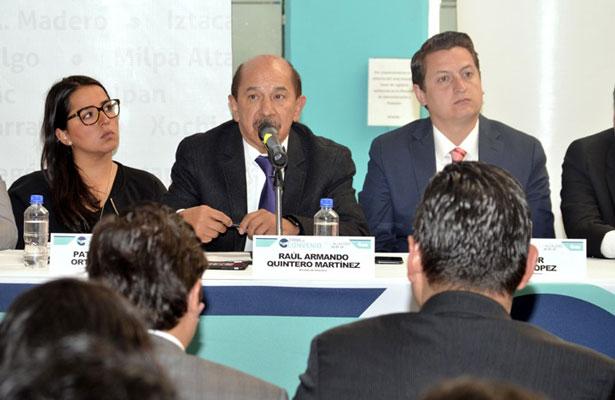 Alcalde Iztacalco firmó acuerdo de transparencia
