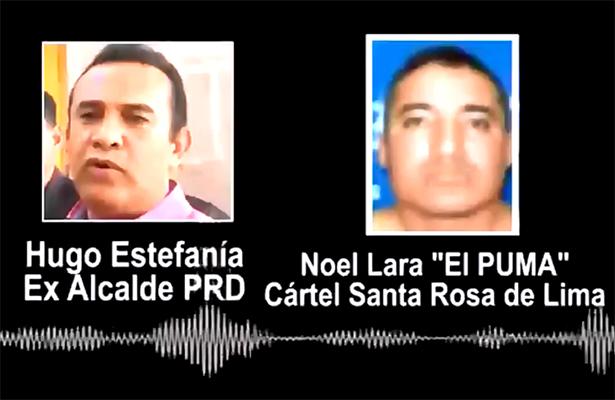 Filtran audio entre exalcalde de Cortazar e integrante de cártel de Santa Rosa