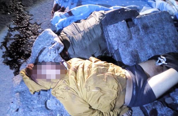 Abandonan cadáveres en Tlalnepantla