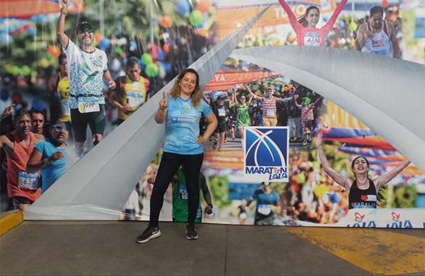 Un final feliz, se comprometen atletas en Maratón Lala 2019