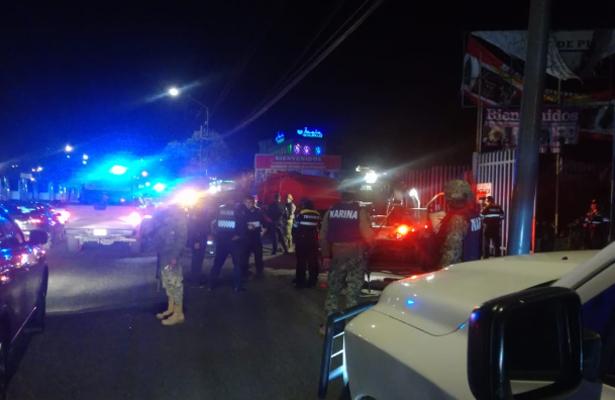 Voraz incendio calcinó comercios en el mercado de Coyoacán