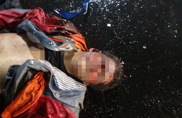 Chambeaba de mototaxista cuando lo arrolló y mato un camión en Chalco
