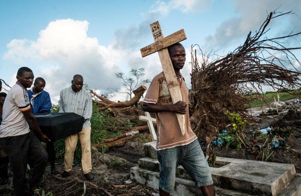 Al menos 800 muertos por ciclón Idai en Mozambique