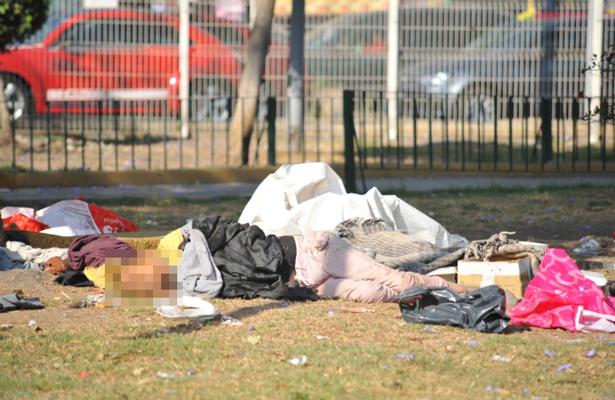 Muere muchachita en situación de calle en la colonia Morelos