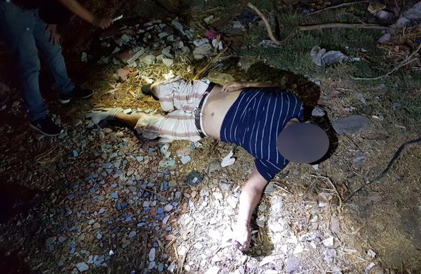 Lo estrangulan y matan en Valle de Chalco