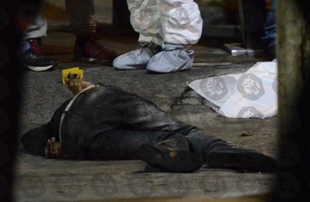 Muere presunto asaltante en Iztacalco