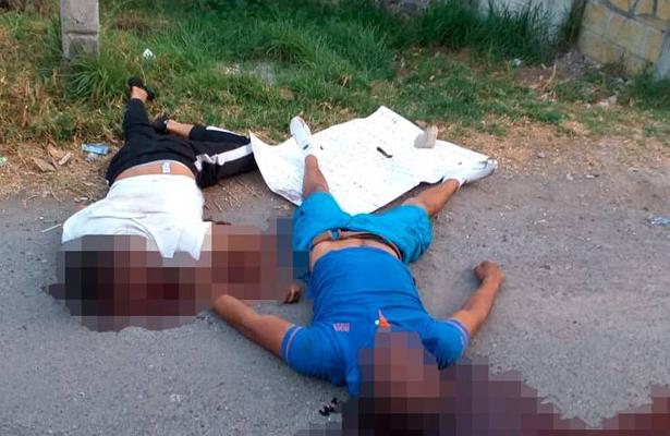 Asesinan a dos en Cuautla, Morelos